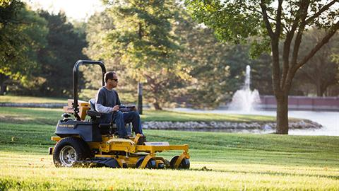 2020 Hustler Turf Equipment Super Z HyperDrive 60 in. Vanguard Big Block EFI 37 hp in Hillsborough, New Hampshire - Photo 2