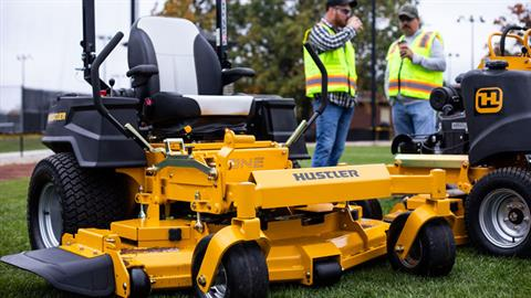 2020 Hustler Turf Equipment X-ONE 60 in. Kohler EFI 29 hp in Mazeppa, Minnesota - Photo 3