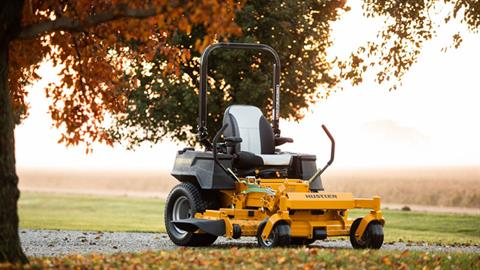 2020 Hustler Turf Equipment X-ONE 60 in. Kohler EFI 29 hp in Mazeppa, Minnesota - Photo 4