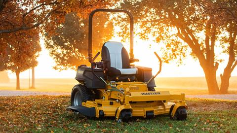 2020 Hustler Turf Equipment X-ONE 60 in. Kohler EFI 29 hp in Mazeppa, Minnesota - Photo 5