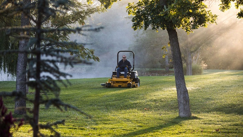 2020 Hustler Turf Equipment X-ONE 60 in. Kohler EFI 29 hp in Mazeppa, Minnesota - Photo 7