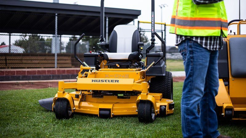 2020 Hustler Turf Equipment X-ONE 72 in. Kawasaki 27 hp in Mazeppa, Minnesota - Photo 2