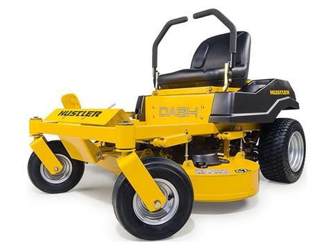 2021 Hustler Turf Equipment Dash 34 in. Briggs & Stratton Powerbuilt 10.5 hp in Ogallala, Nebraska