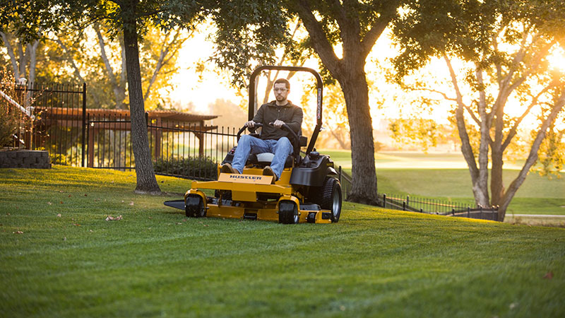 2020 Hustler Turf Equipment FasTrak 54 in. Kohler EFI 27 hp in Jackson, Missouri - Photo 5