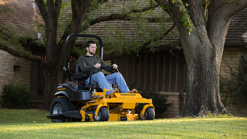2020 Hustler Turf Equipment FasTrak 54 in. Kohler EFI 27 hp in Jackson, Missouri - Photo 7