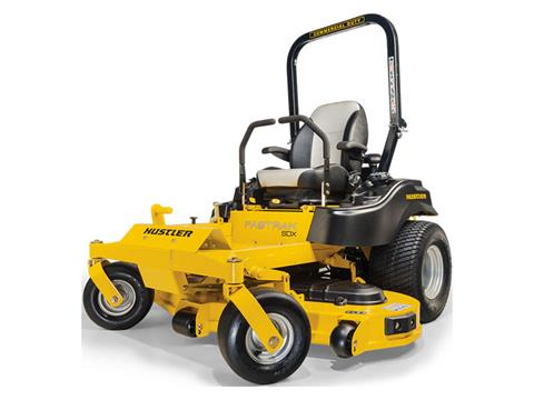 2020 Hustler Turf Equipment FasTrak SDX 60 in. Kawasaki 23.5 hp in Greenville, North Carolina