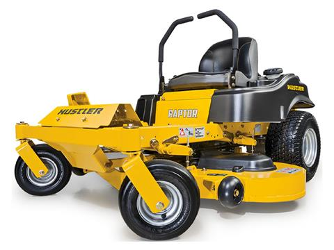 2020 Hustler Turf Equipment Raptor 52 in. Kawasaki 23 hp in Mazeppa, Minnesota