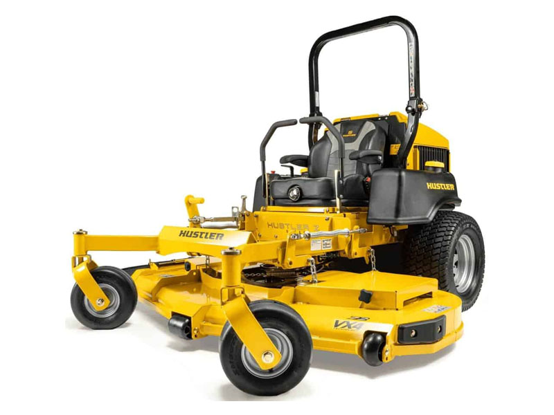 2021 Hustler Turf Equipment Hustler Z 60 in. Shibaura RD 25 hp in Greenville, North Carolina