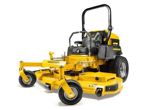 2021 Hustler Turf Equipment Hustler Z 72 in. Shibaura Diesel RD 25 hp in Greenville, North Carolina
