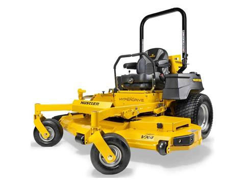 2021 Hustler Turf Equipment Super Z HyperDrive 66 in. Vanguard Big Block EFI 37 hp in Greenville, North Carolina