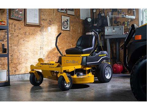 2021 Hustler Turf Equipment Dash 34 in. Briggs & Stratton 10.5 hp in Okeechobee, Florida - Photo 8