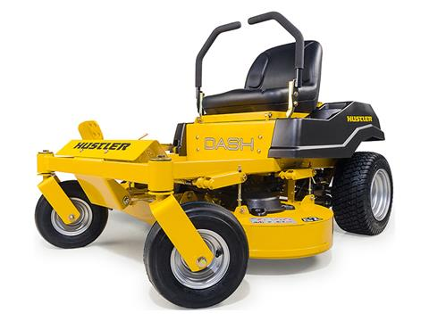 2021 Hustler Turf Equipment Dash 34 in. Briggs & Stratton Powerbuilt 10.5 hp in Okeechobee, Florida - Photo 1