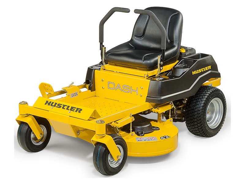 2021 Hustler Turf Equipment Dash 34 in. Briggs & Stratton Powerbuilt 10.5 hp in Okeechobee, Florida - Photo 5