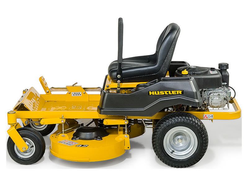 2021 Hustler Turf Equipment Dash 34 in. Briggs & Stratton Powerbuilt 10.5 hp in Greenville, North Carolina - Photo 3