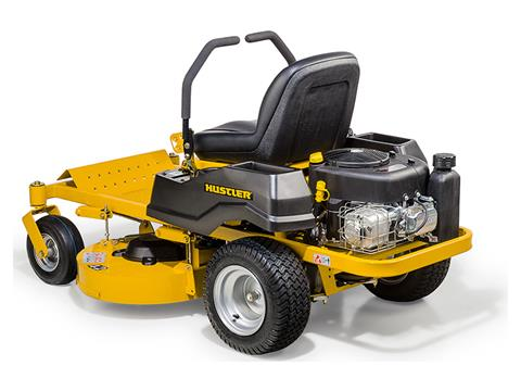 2021 Hustler Turf Equipment Dash 34 in. Briggs & Stratton Powerbuilt 10.5 hp in Harrison, Arkansas - Photo 8