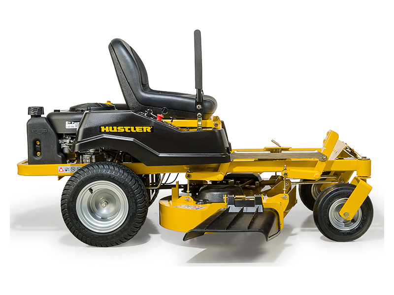 2021 Hustler Turf Equipment Dash 34 in. Briggs & Stratton Powerbuilt 10.5 hp in Greenville, North Carolina - Photo 2