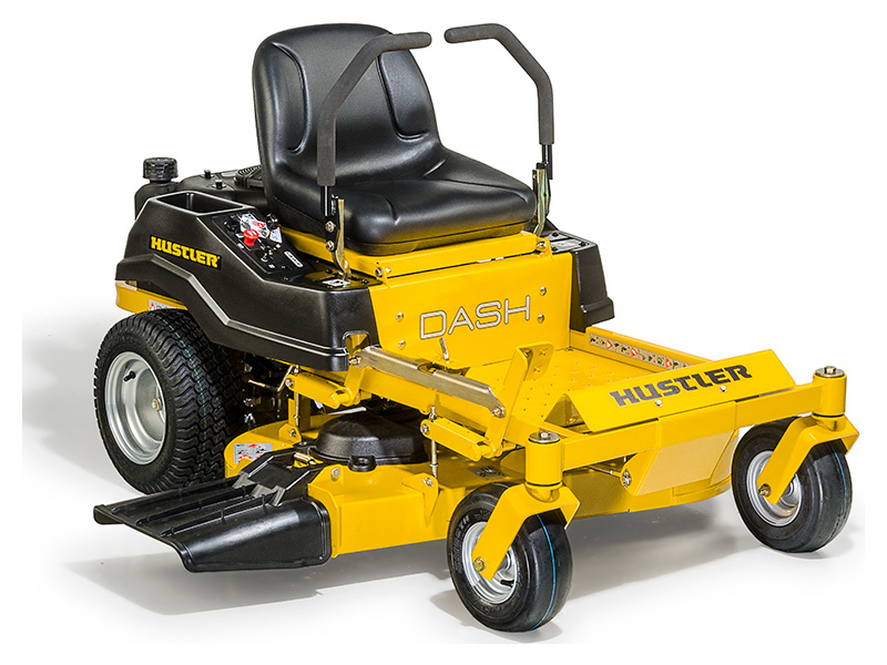 2021 Hustler Turf Equipment Dash 34 in. Briggs & Stratton Powerbuilt 10.5 hp in Harrison, Arkansas - Photo 4