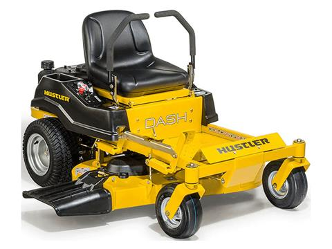2021 Hustler Turf Equipment Dash 42 in. Briggs & Stratton 10.5 hp in Hillsborough, New Hampshire - Photo 2