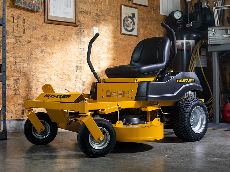 2021 Hustler Turf Equipment Dash 42 in. Briggs & Stratton Powerbuilt 10.5 hp in Eastland, Texas - Photo 10