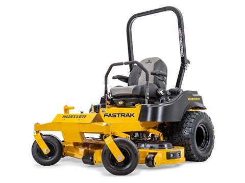 2021 Hustler Turf Equipment FasTrak 60 in. Kohler 7500 EFI 27 hp in Greenville, North Carolina