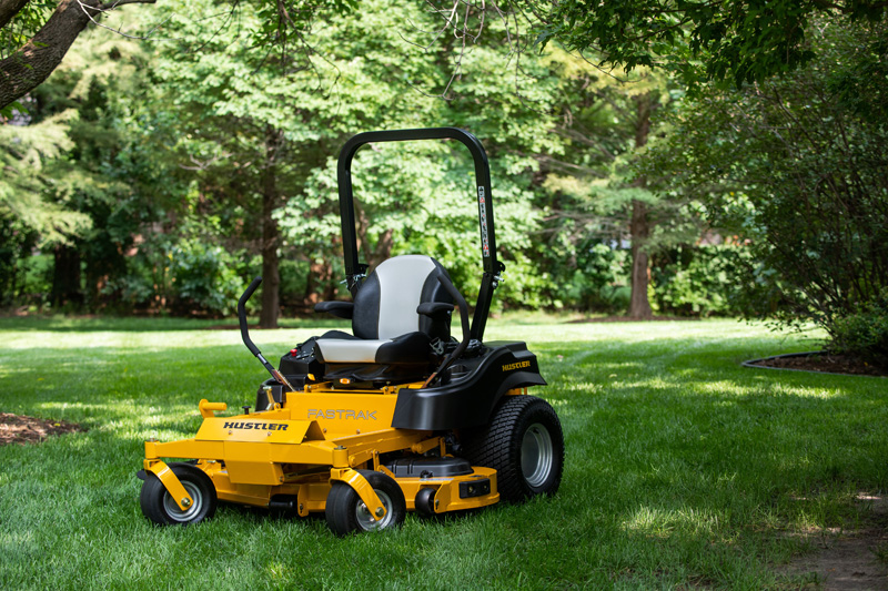 2021 Hustler Turf Equipment FasTrak 60 in. Kohler 7500 EFI 27 hp in Wichita Falls, Texas - Photo 8