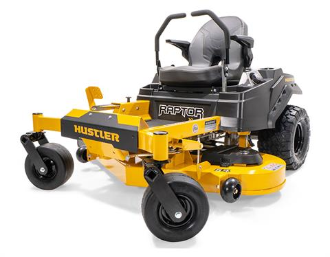 2021 Hustler Turf Equipment Raptor XL 54 in. Kawasaki FR691 23 hp in Eastland, Texas - Photo 1