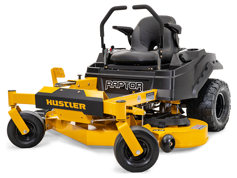 2021 Hustler Turf Equipment Raptor X Kawasaki FR651 54 in. 21.5 hp in Okeechobee, Florida - Photo 1