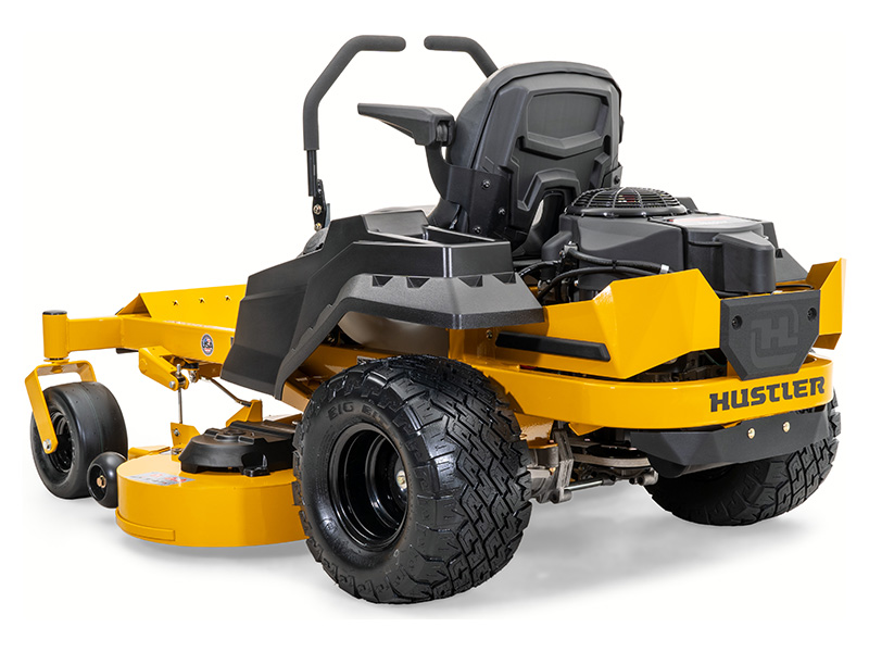 2021 Hustler Turf Equipment Raptor X Kawasaki FR651 54 in. 21.5 hp in Wichita Falls, Texas - Photo 3