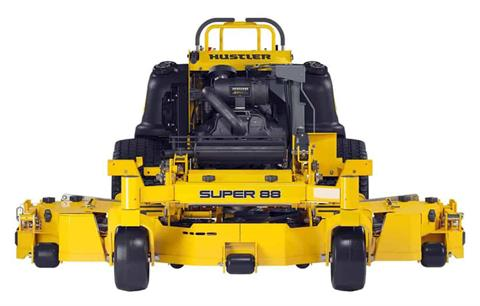 2021 Hustler Turf Equipment Super 88 in. Vanguard Big Block 36 hp in Eagle Bend, Minnesota