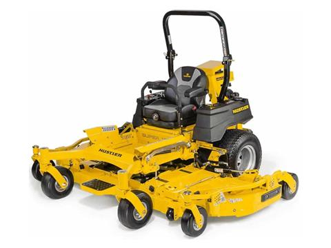 2021 Hustler Turf Equipment Super 104 in. Vanguard Big Block EFI 37 hp with Oil Guard in Hillsborough, New Hampshire