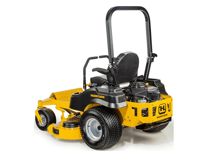 2021 Hustler Turf Equipment FasTrak 54 in. Kohler EFI 27 hp in Jackson, Missouri - Photo 4