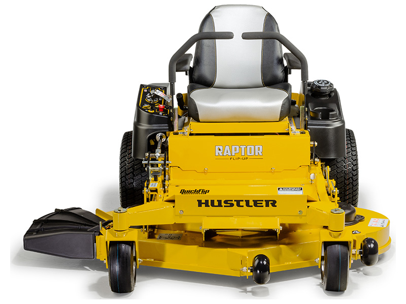 2021 Hustler Turf Equipment Raptor Flip-Up 54 in. Kawasaki FR691 23 hp in Eastland, Texas - Photo 5