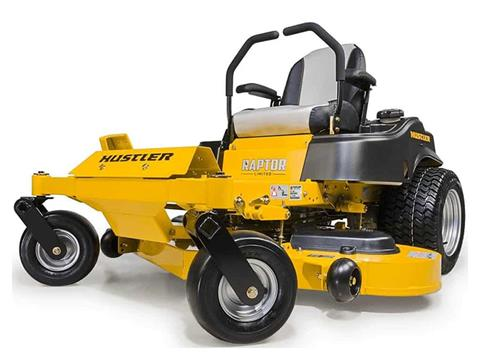 2021 Hustler Turf Equipment Raptor Limited 52 in. Kawasaki 23 hp in Greenville, North Carolina