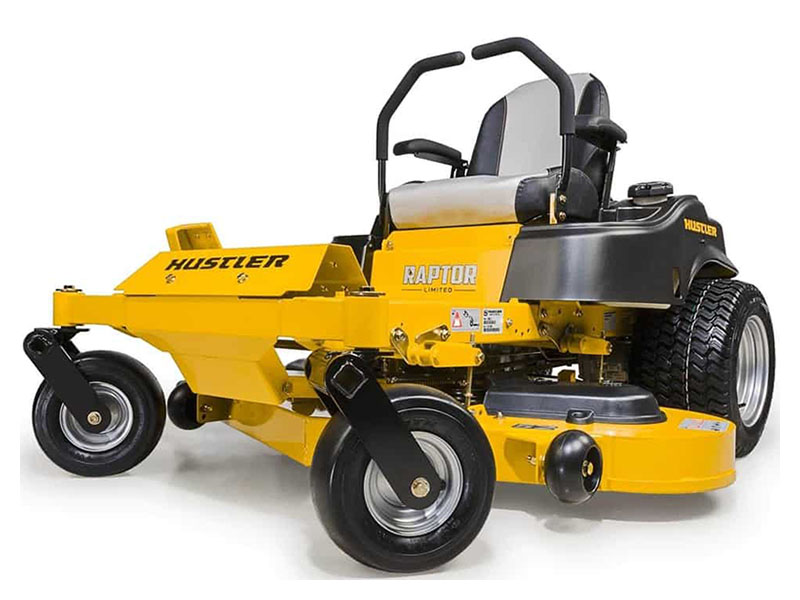2021 Hustler Turf Equipment Raptor Limited 52 in. Kawasaki 23 hp in Eagle Bend, Minnesota - Photo 1