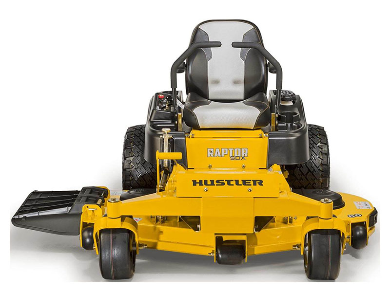 2021 Hustler Turf Equipment Raptor SDX 60 in. Kawasaki 24 hp in Jackson, Missouri - Photo 5