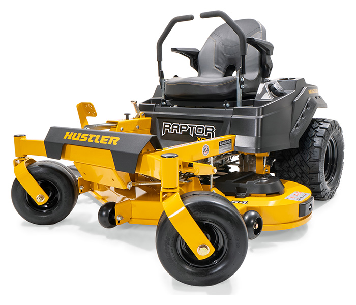 2021 Hustler Turf Equipment Raptor XD 60 in. Kawasaki FR730 24 hp in Okeechobee, Florida - Photo 1