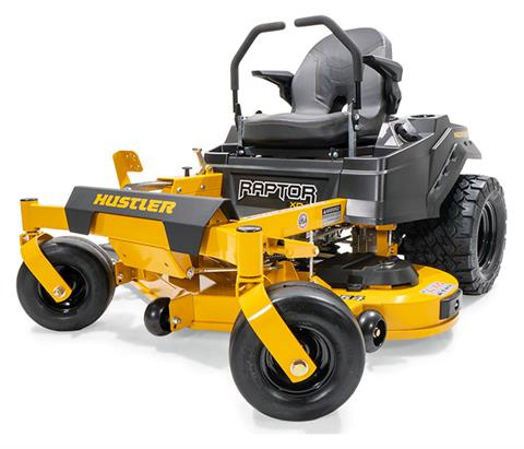 2021 Hustler Turf Equipment Raptor XD 60 in. Kawasaki FR730 24 hp in Wichita Falls, Texas - Photo 1