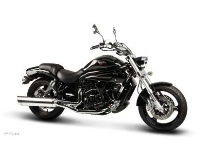 2012 Hyosung GV650 / Aquila Pro in Johnson City, Tennessee - Photo 8