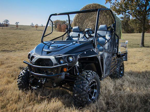 2016 Intimidator 4 x 4 48 Volt Electric Classic in Amarillo, Texas - Photo 2