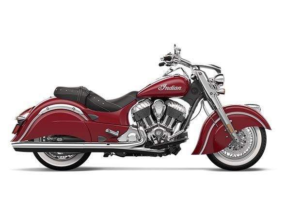 2014 Indian Chief® Classic in Fort Worth, Texas