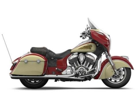 2015 Indian Chieftain® in Norman, Oklahoma