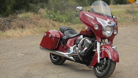2015 Indian Chieftain® in Caledonia, Michigan