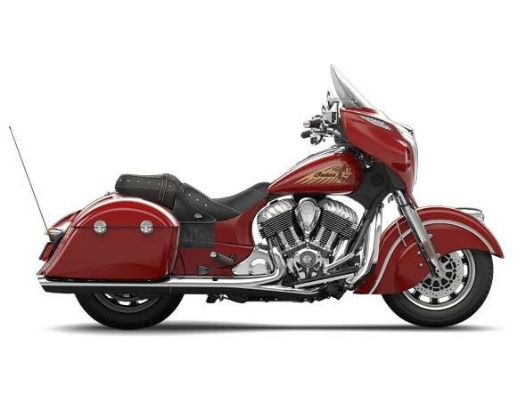 2015 Indian Chieftain® in Pasco, Washington - Photo 1