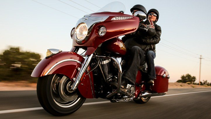 2015 Indian Chieftain® in Pasco, Washington - Photo 2