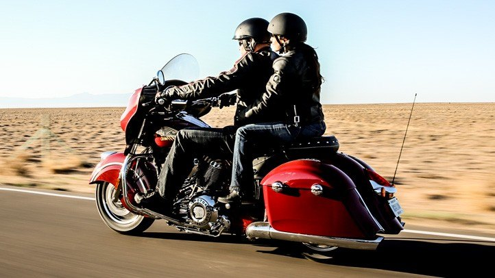 2015 Indian Chieftain® in Elkhart, Indiana