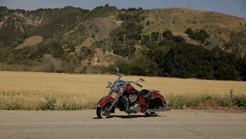 2015 Indian Chief® Classic in Newport News, Virginia