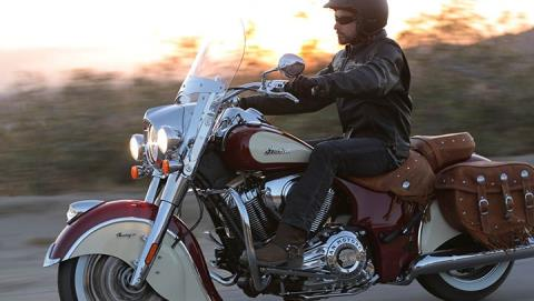 2015 Indian Chief® Vintage in Union, New Jersey