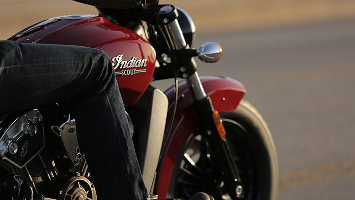 2015 Indian Scout™ in Caledonia, Michigan