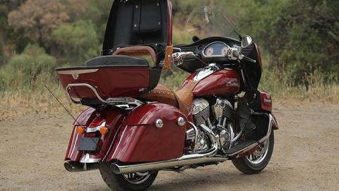 2015 Indian Roadmaster™ in Waynesville, North Carolina - Photo 10