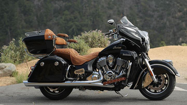 2015 Indian Roadmaster™ in Sacramento, California - Photo 5